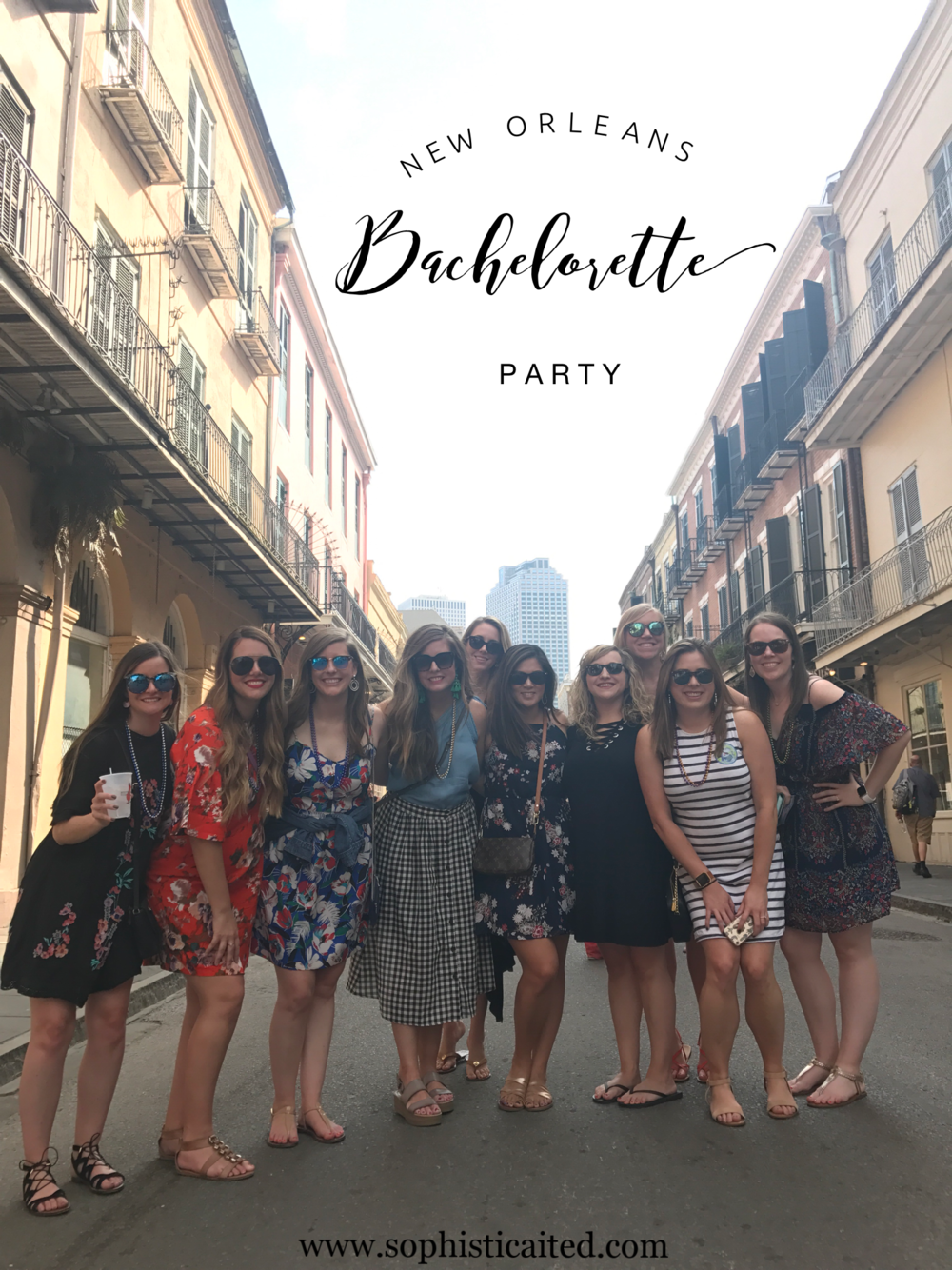 Plan a New Orleans Bachelorette Party