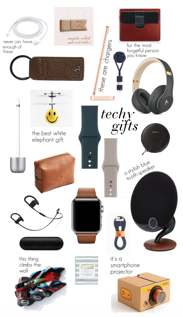 Techy Gifts for guys and girls