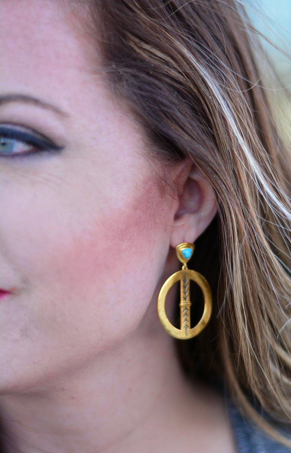 Sierra Winter earring