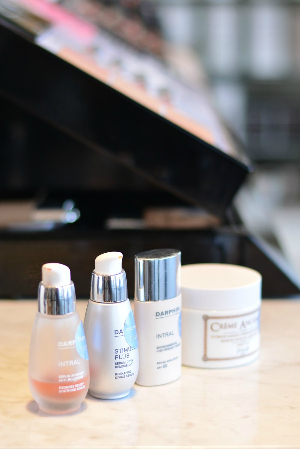 Solutions for adult acne at Bluemercury