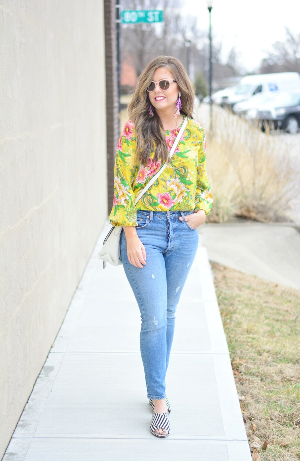 Sophisticaited spring outfit