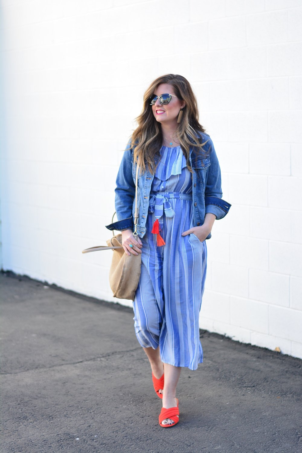 Jumpsuit the new spring dress
