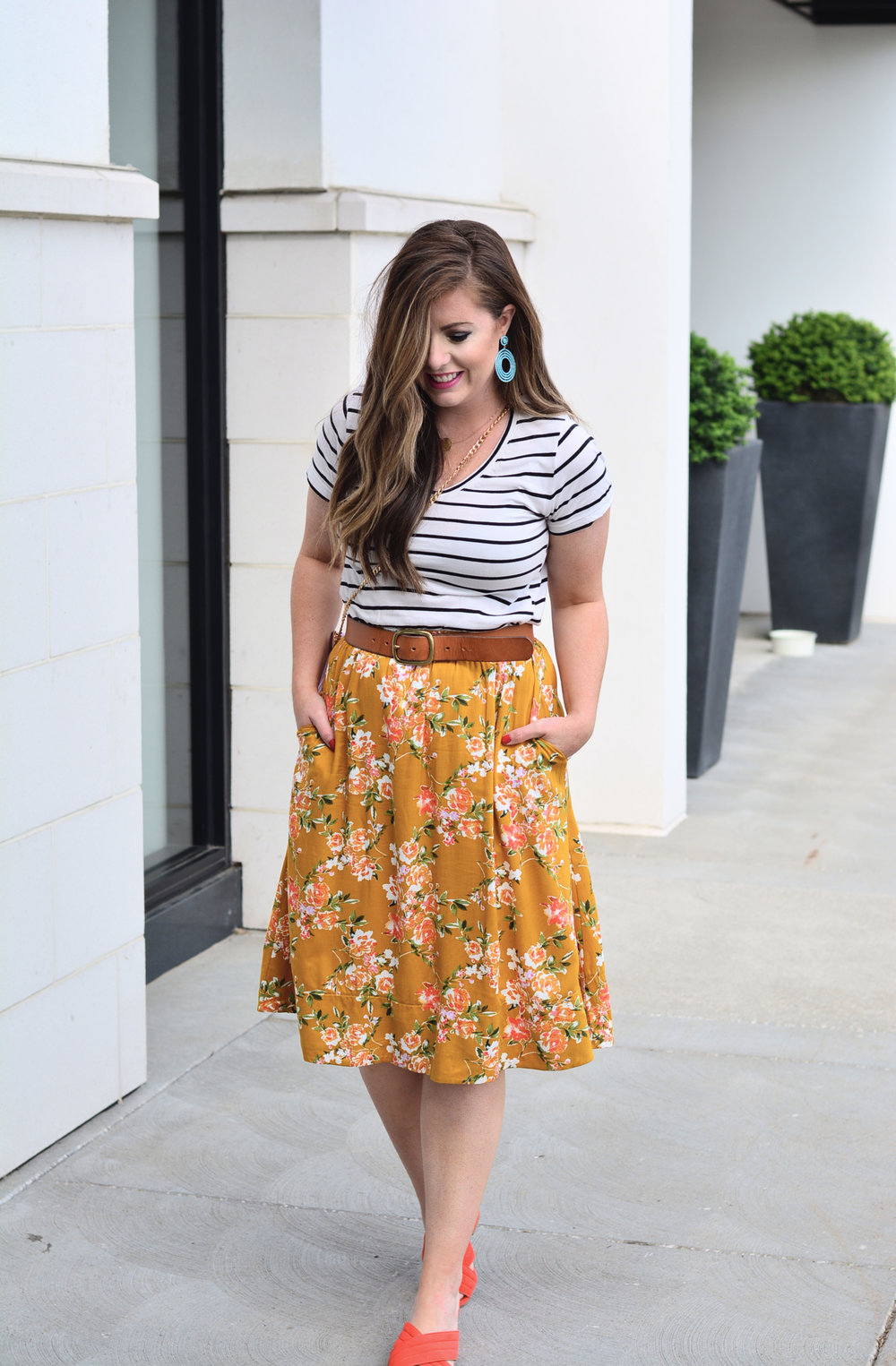 A great summer outfit