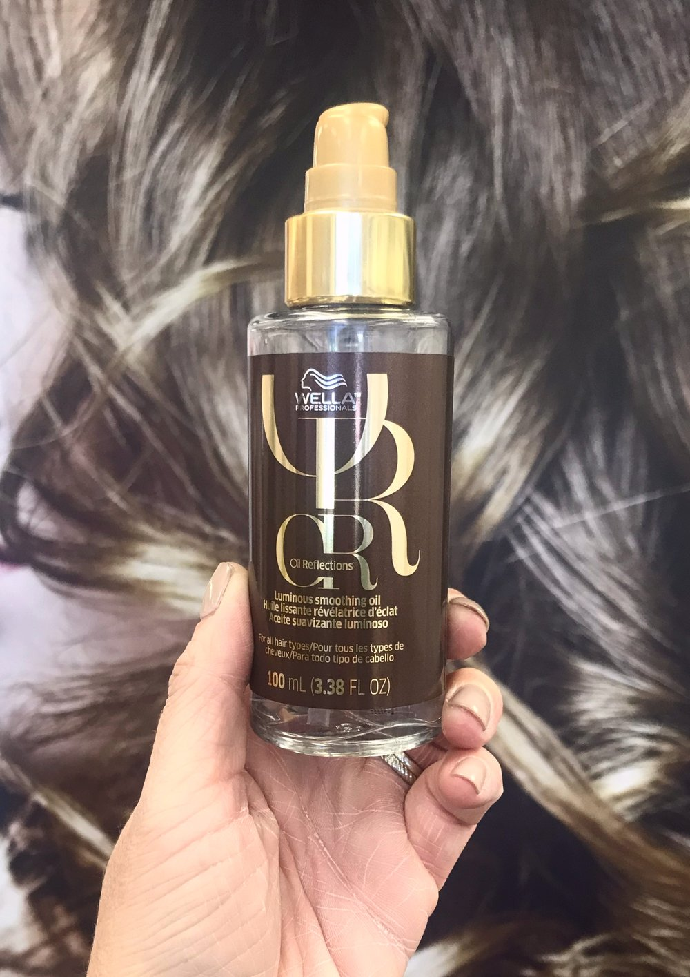 Wella Professionals Luminous smoothing oil