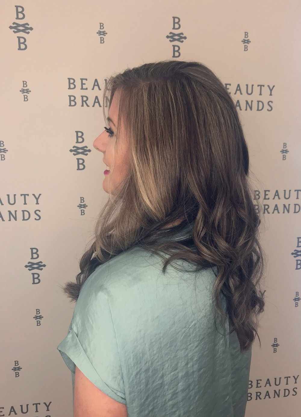 Full head of highlights for summer from Beauty Brands