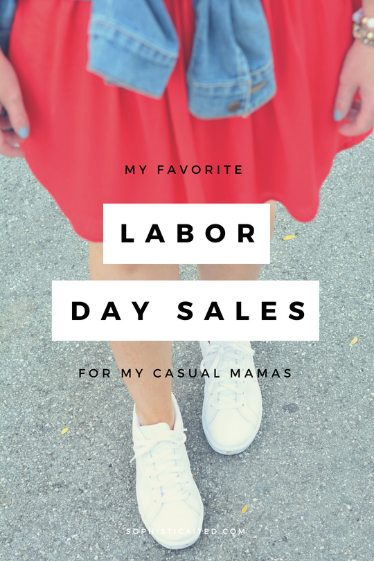 Labor Day Sales for Mamas