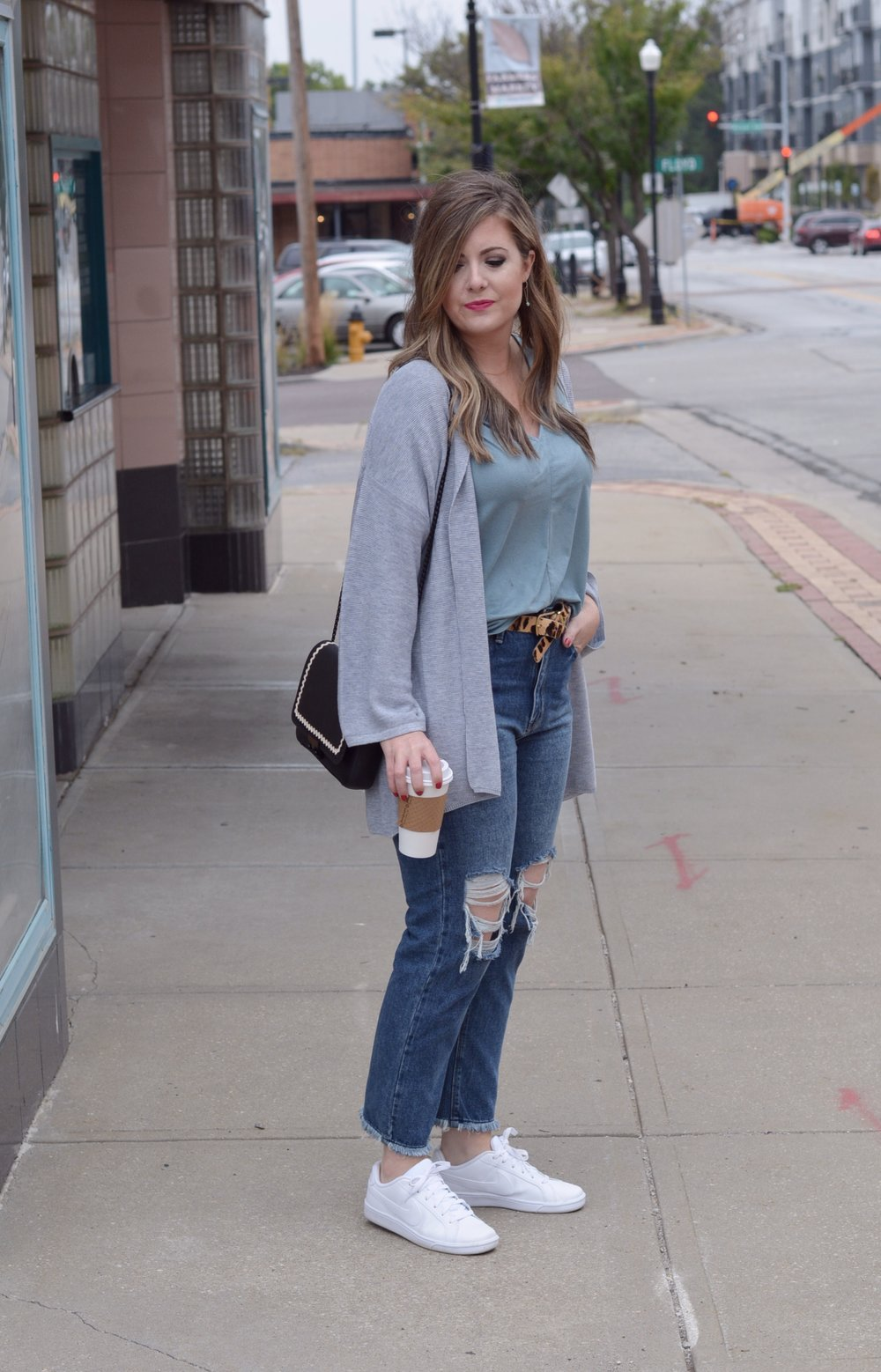 The best Mom jeans - casual style