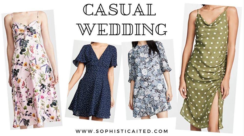 Spring Dresses | Sophisticaited | Cait Fore