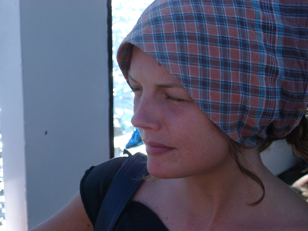 Lotta in Headscarf.JPG