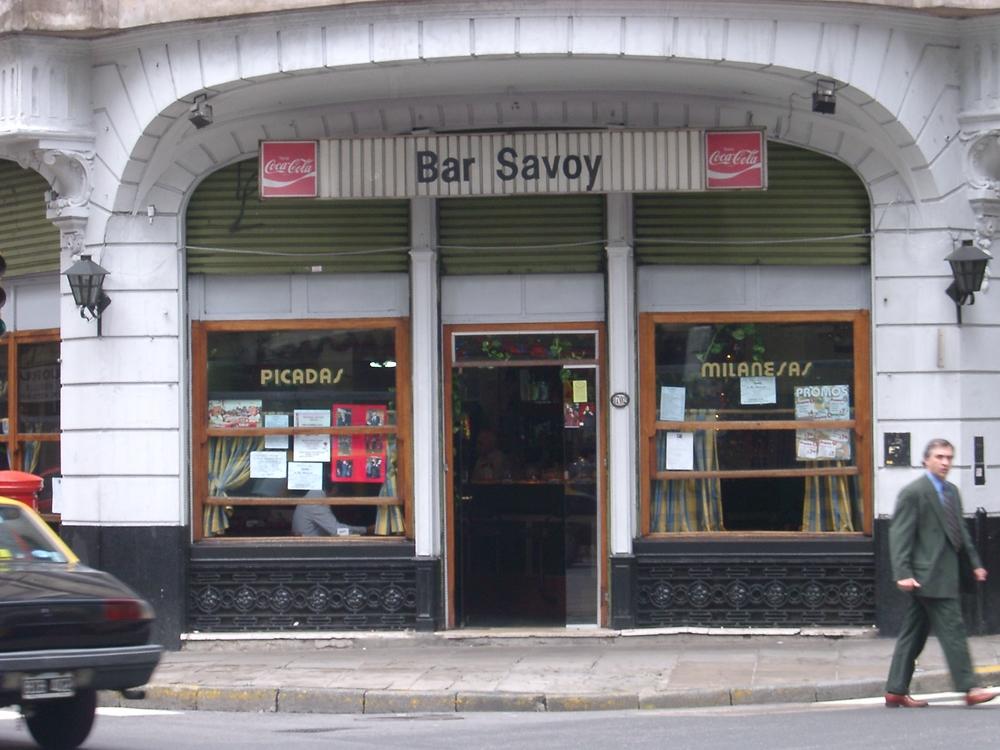 Bar Savoy, Buenos Aires.JPG