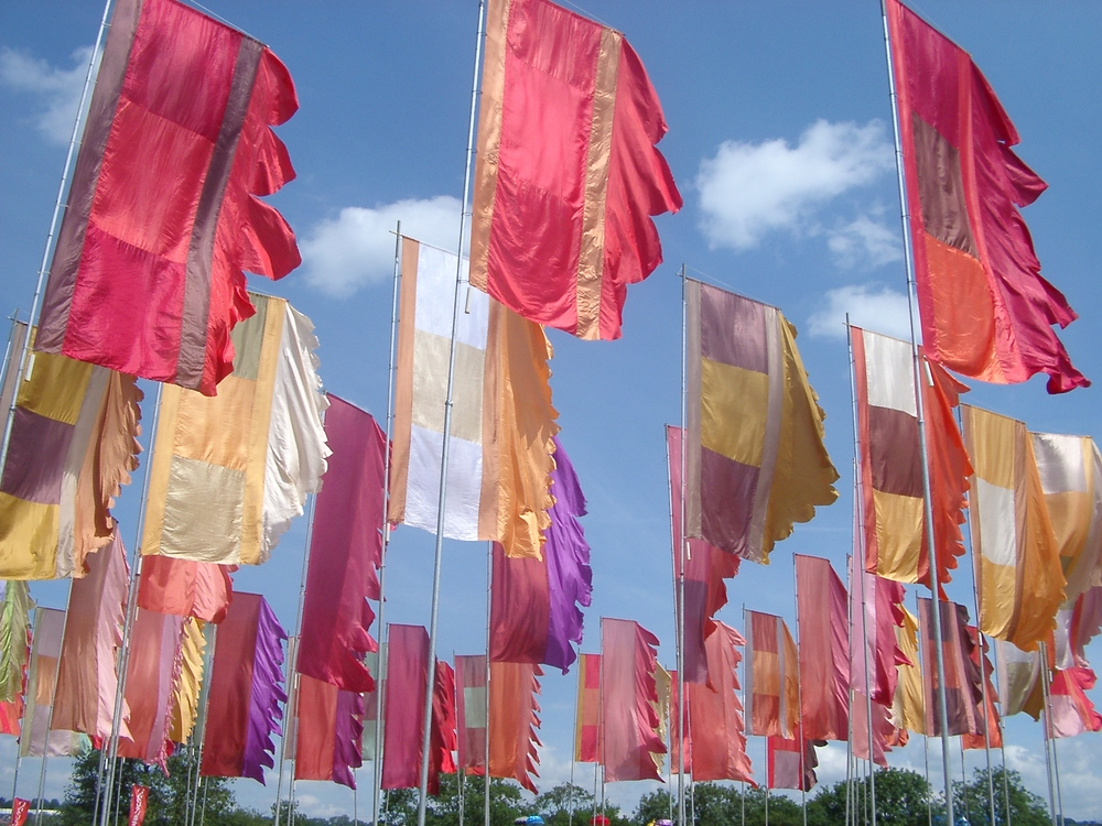 Flags, Glastonbury.jpg