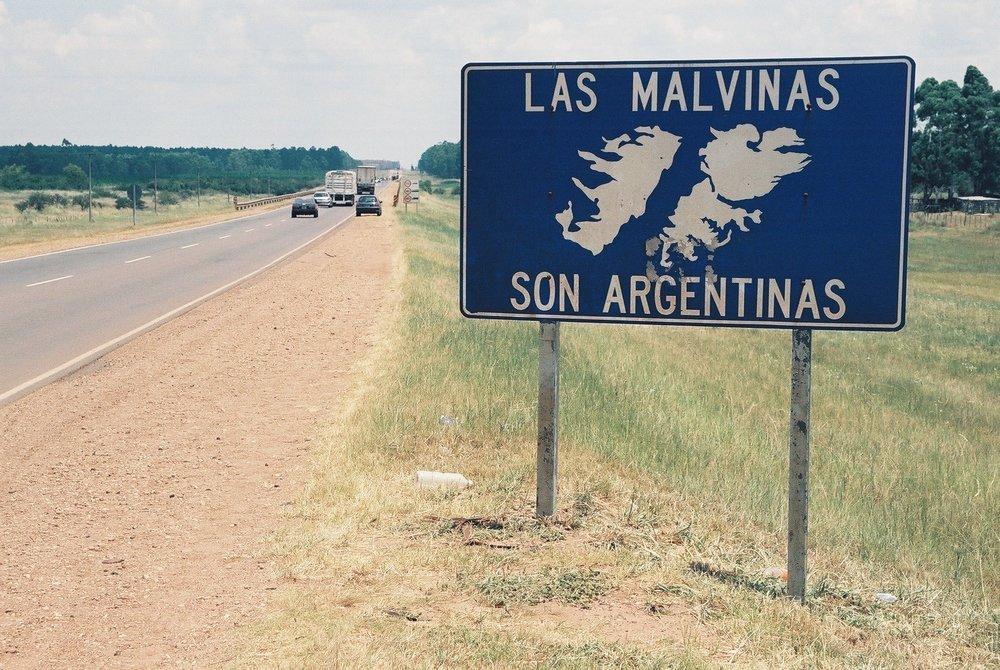 Las Malvinas son Argentinas, Corrientes.JPG
