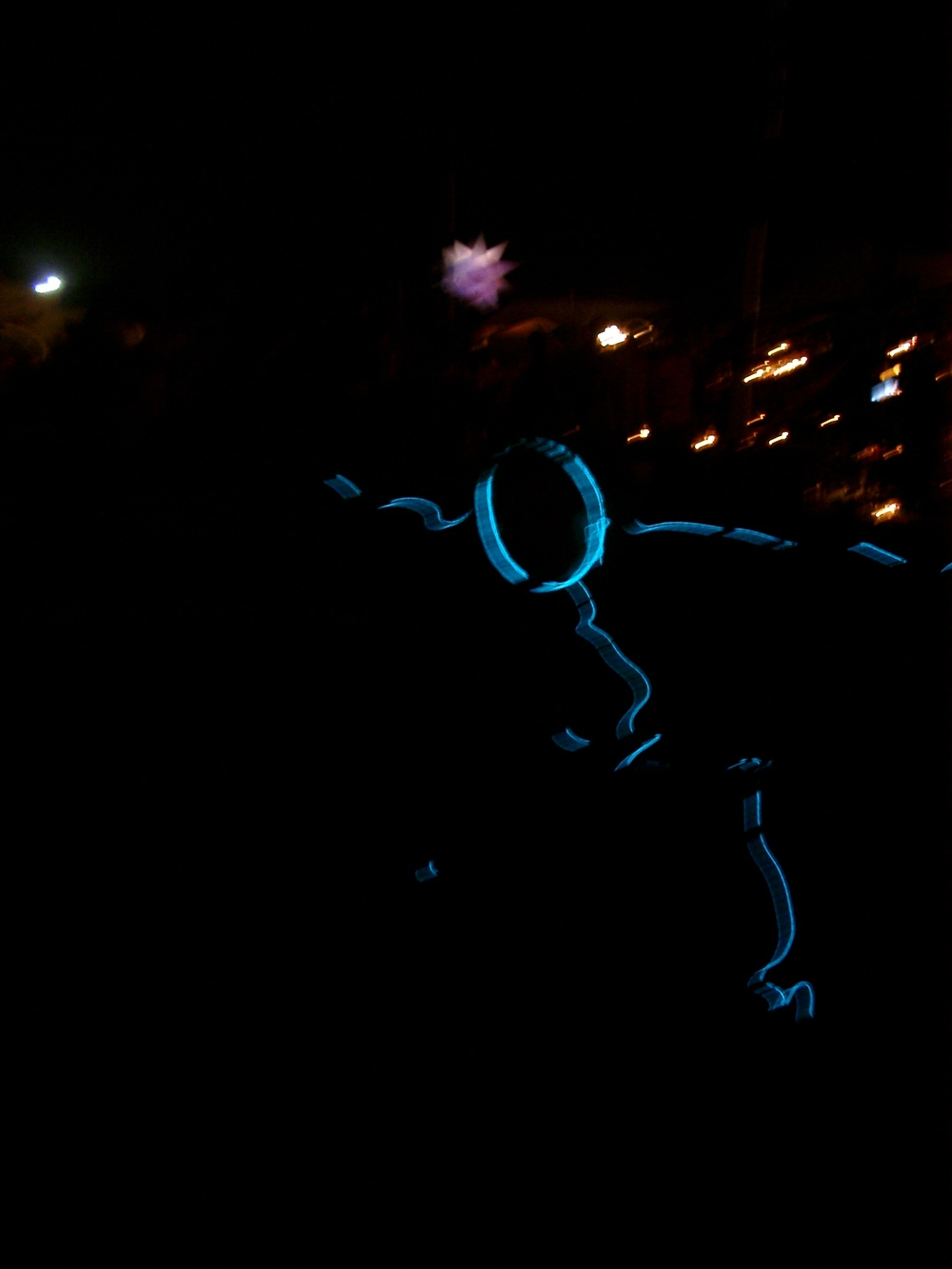 Neon Dancer, Glastonbury.jpg