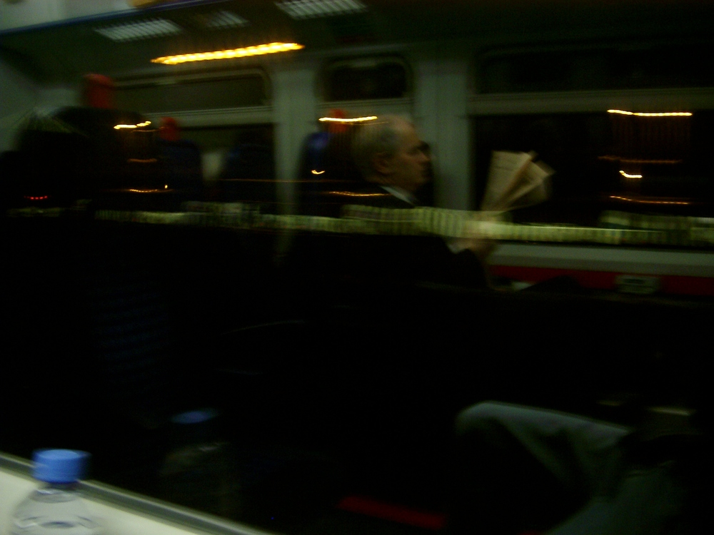 Railway Carriage, Marylebone.JPG