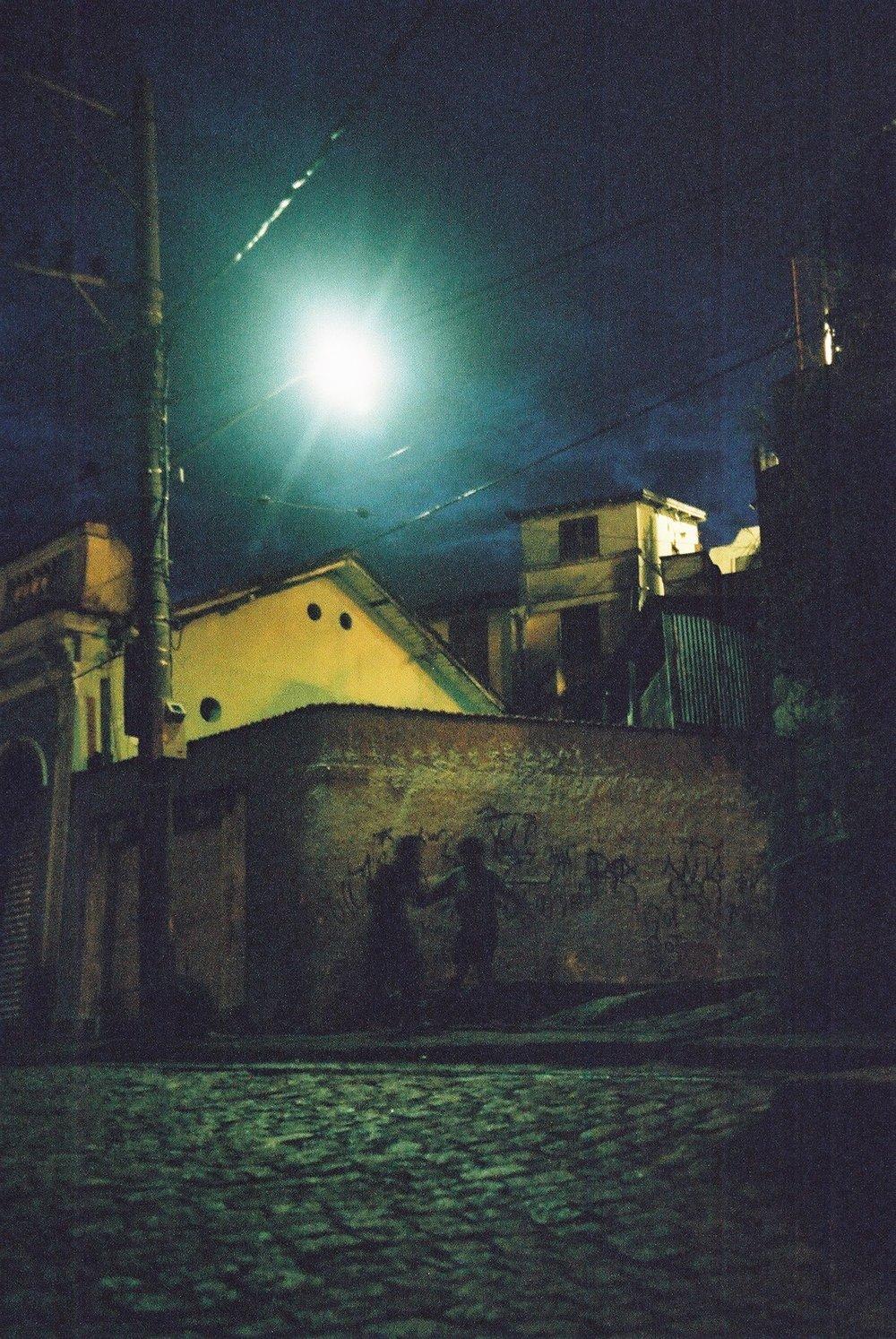 Streetfight, Rio.JPG