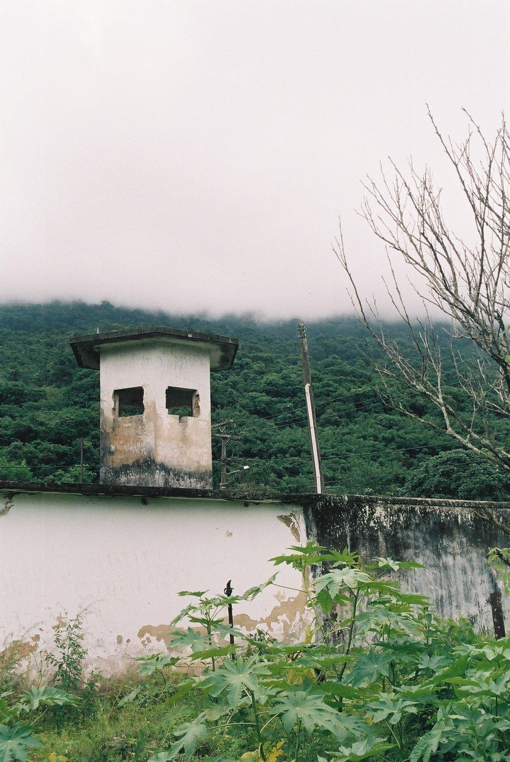 Watchtower, Dos Rios Prison.JPG