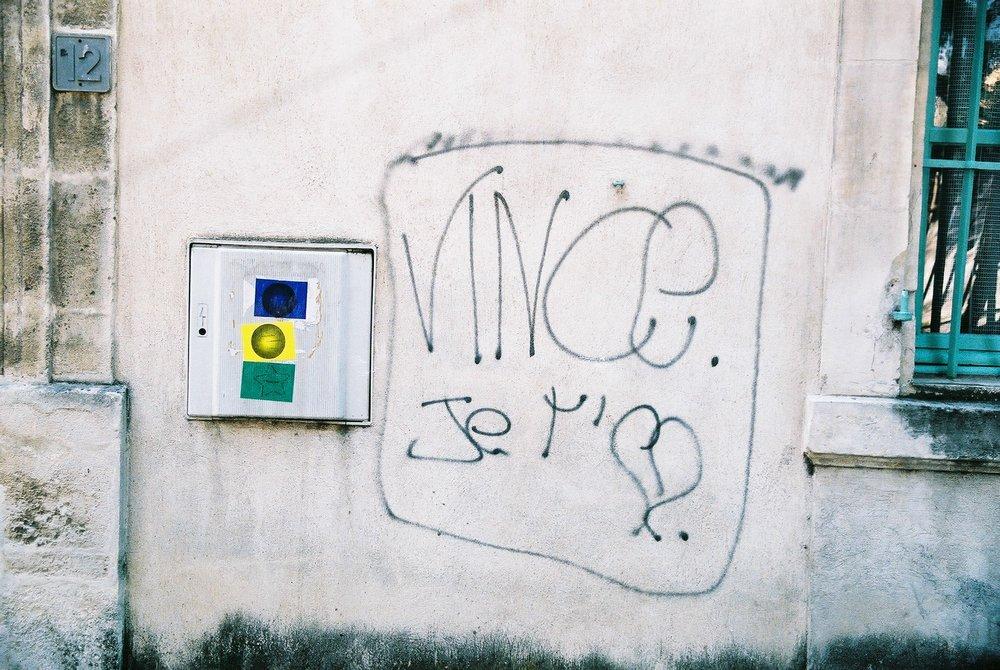 Vince Je T'Aime, Nimes.JPG