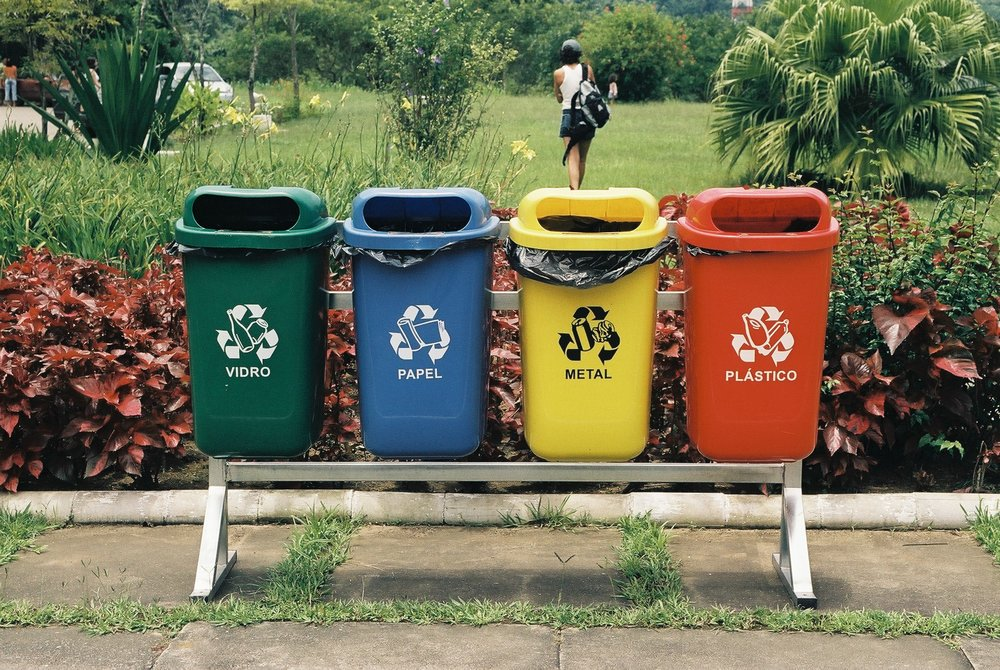 Recycling Bins, Vila do Frade Nuclear Powerplant.JPG
