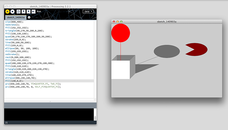 my first drawing with code sep 3 2014 nbsp