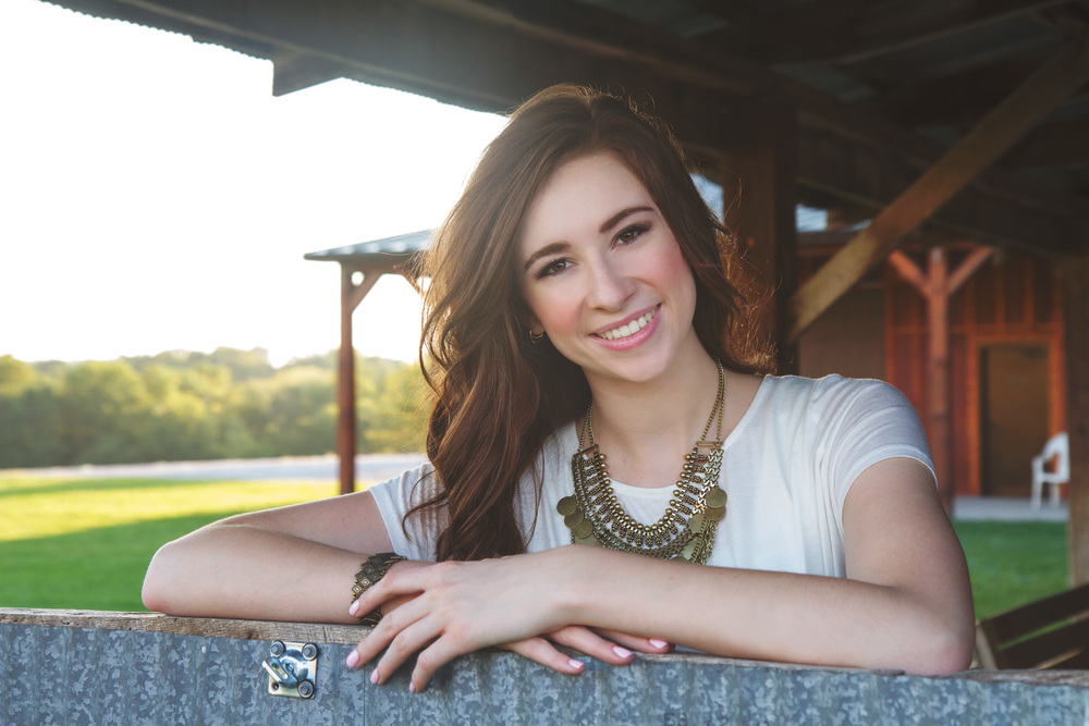 senior photography springfield mo