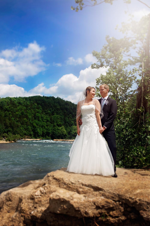 Creative Wedding Photography Springfield MO