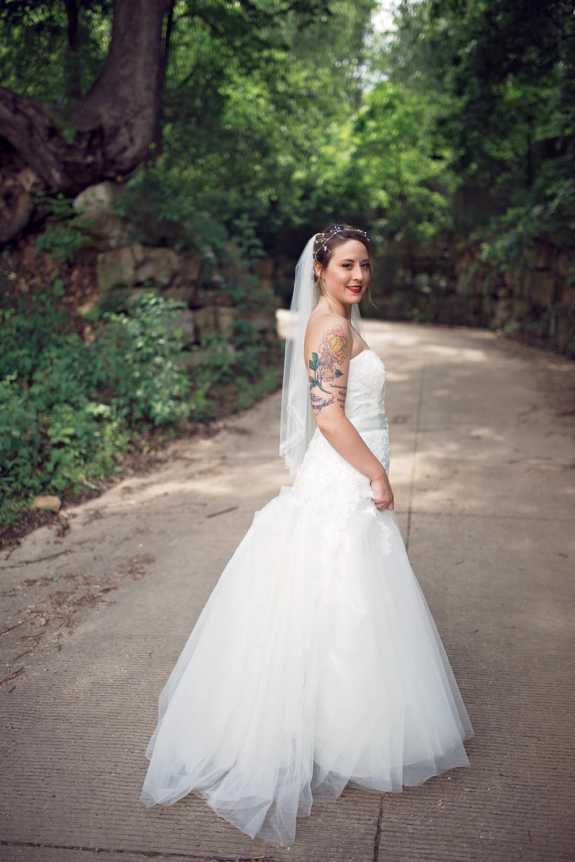 outdoor wedding photography nixa mo