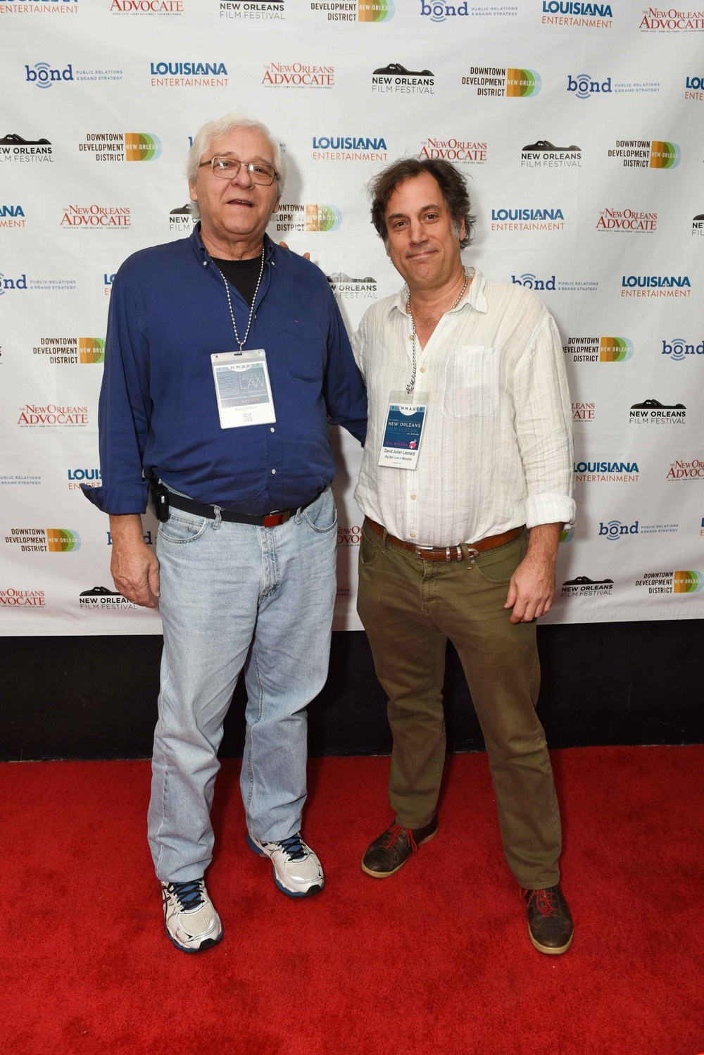 NEW ORLEANS, LA - October 20, 2014:  New Orleans Film Fest at the Joy Theater in New Orleans, Louisiana (photo by Adrienne Battistella, 2014)