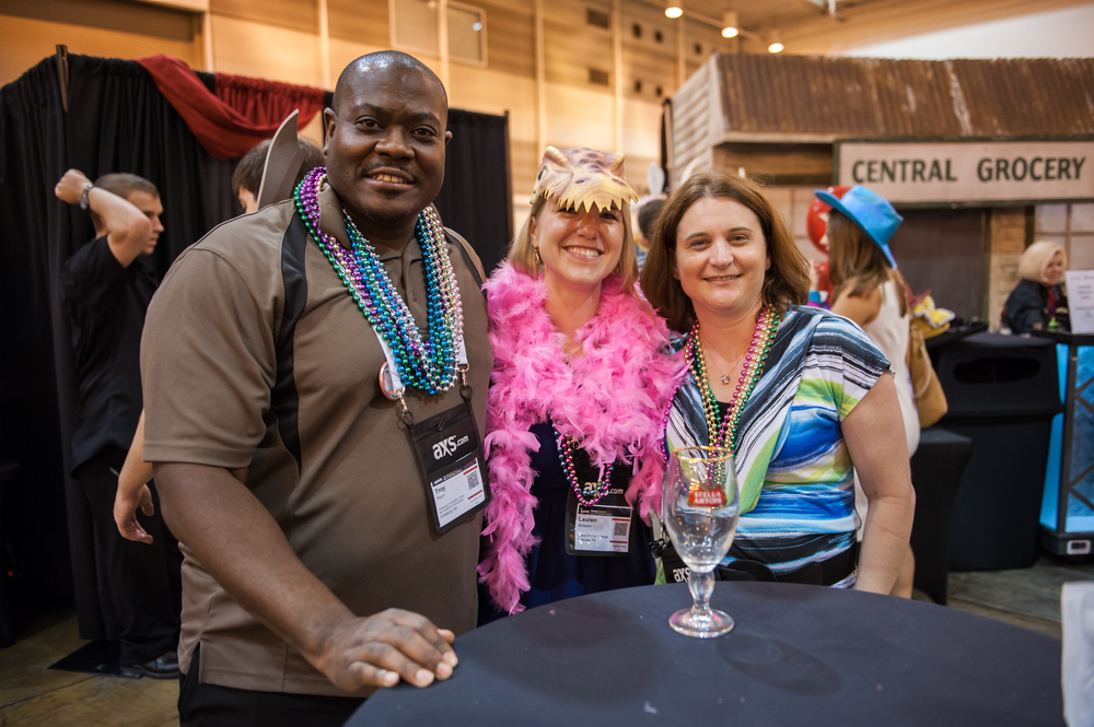 NEW ORLEANS, LA - July 27, 2013: VenueConnect Trade Show at the Ernest N. Morial Convention Center in New Orleans, Louisiana on July 27, 2013. (Photo by Adrienne Battistella/Orange Photography)