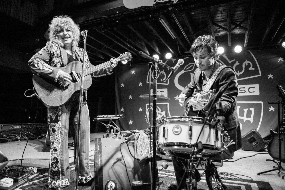Shovels and Rope at Tipitinas in New Orleans by Adrienne Battistella