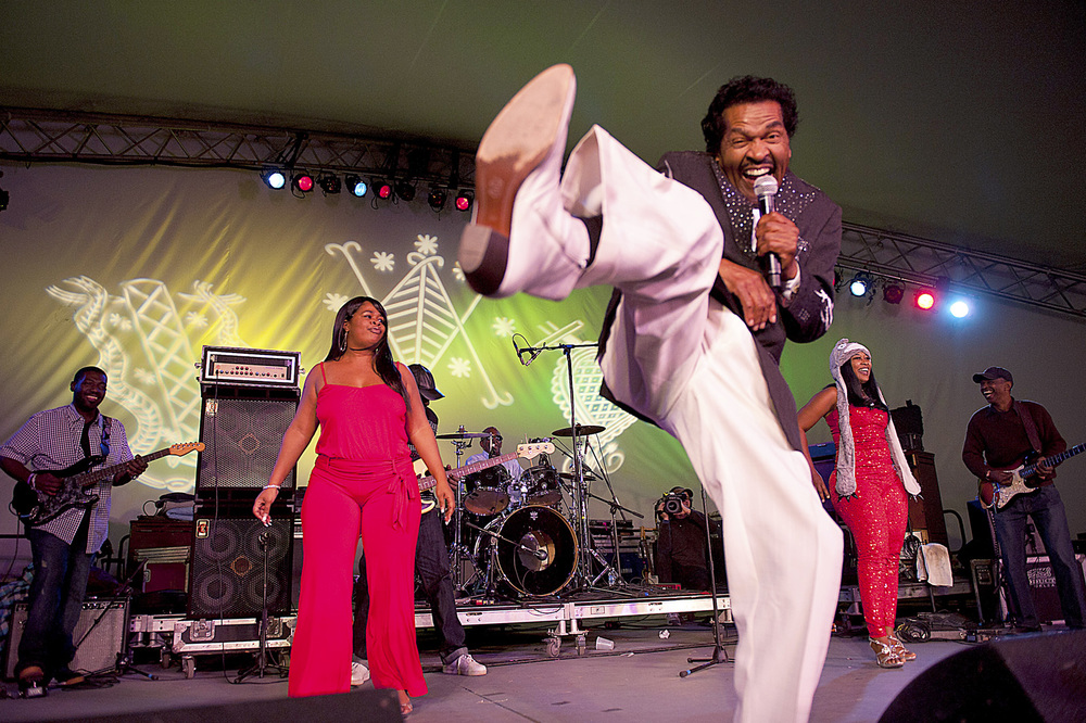 Bobby Rush by Adrienne Battistella