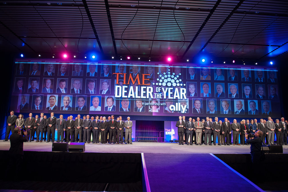 NEW ORLEANS, LA - January 25, 2014: TIME Dealer of the Year Event held at the Ritz Carlton in New Orleans, Louisiana and also at the Ernest M. Morial Convention center in New Orleans, Louisiana. (photo by Adrienne Battistella, 2013)