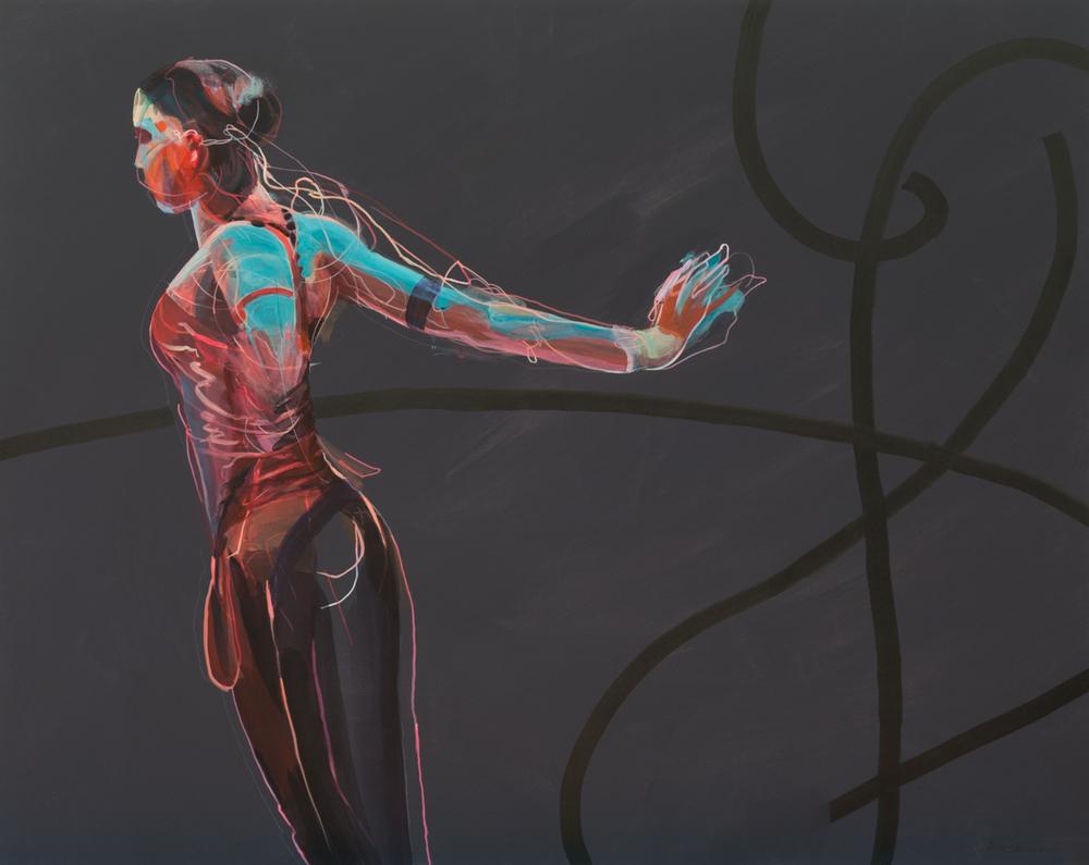 Cuban Dancer II