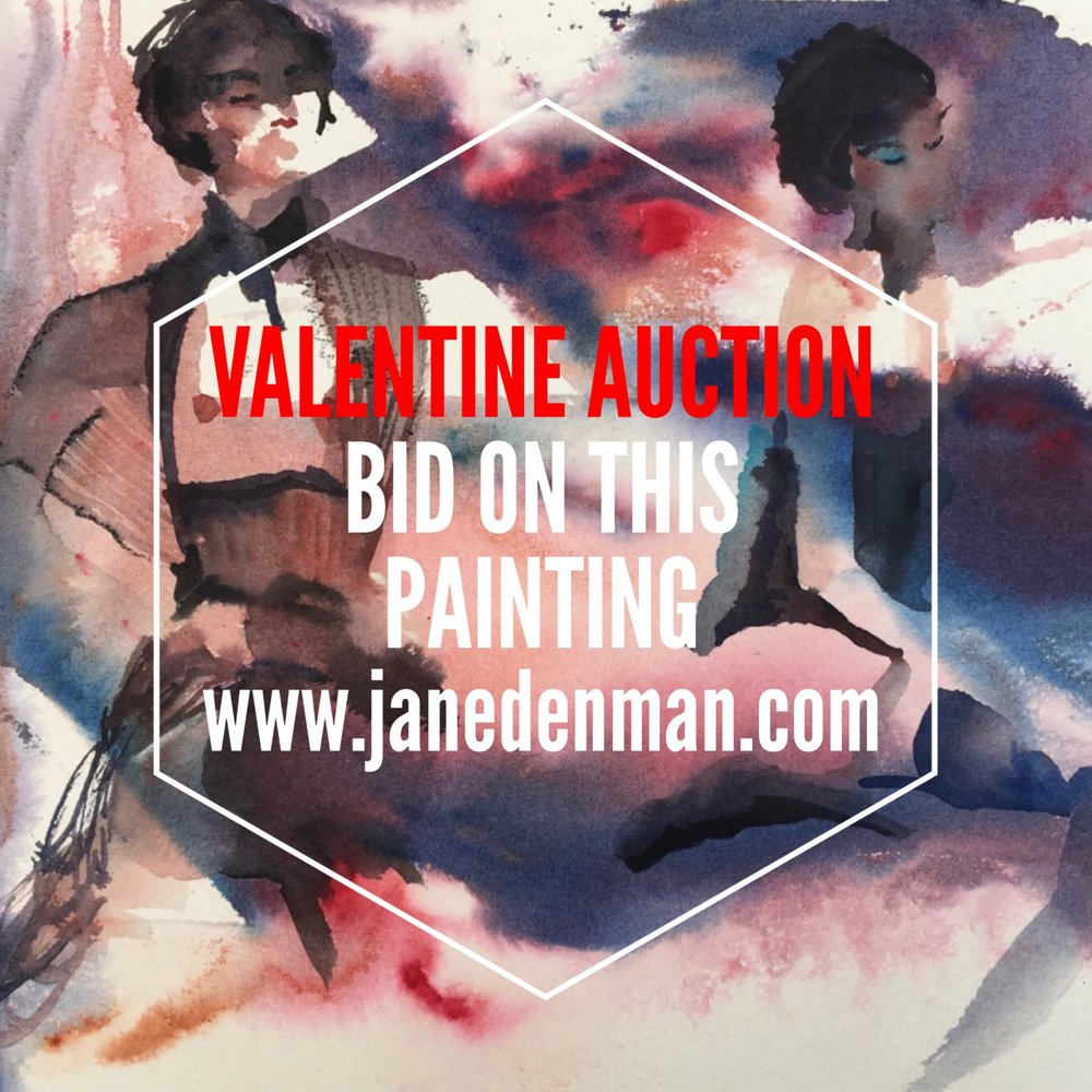 February Auction
