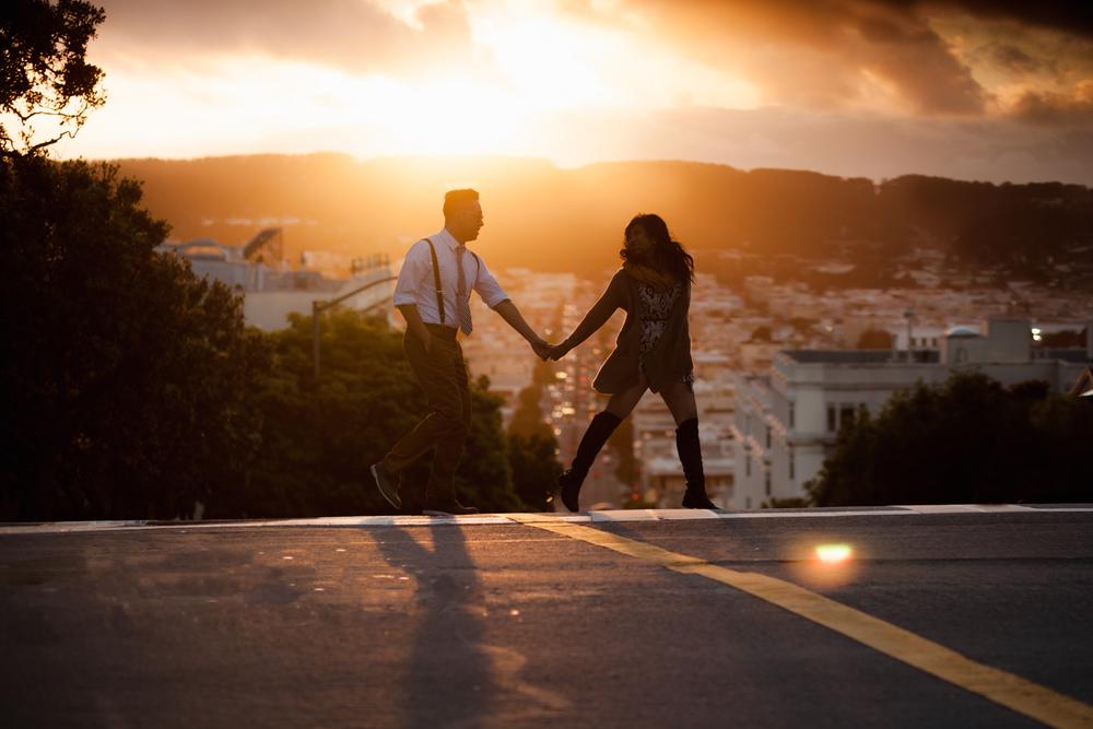 San Francisco Engagement Photography, Engagement Photographer