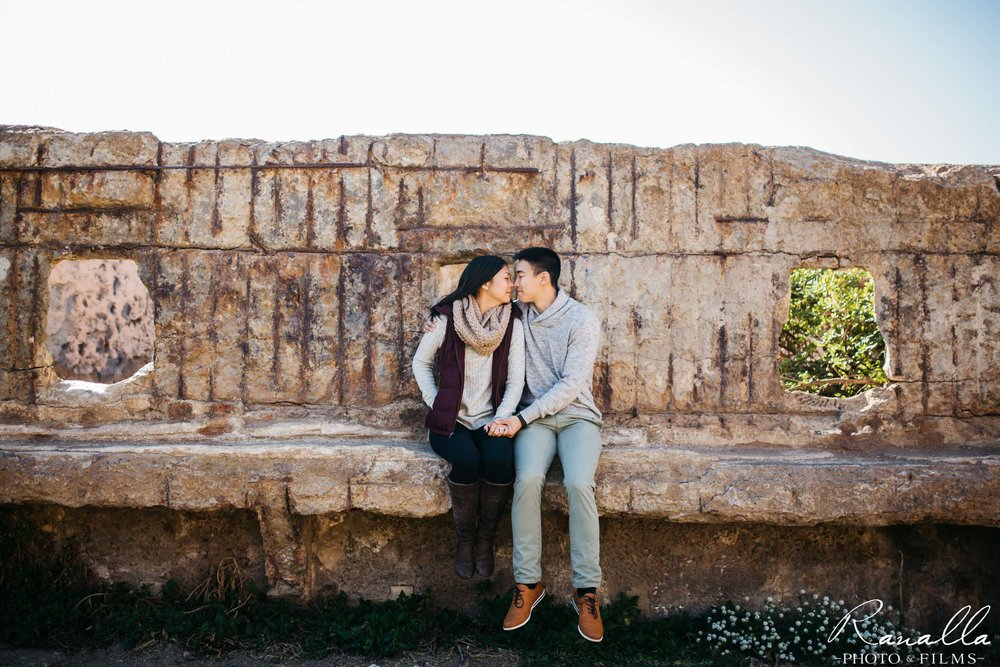 San Francisco Engagement Photography- Lands End Wedding Photos- Ranalla Photo & Films