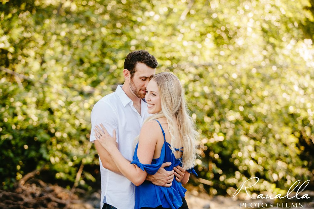 Chico Upper Bidwell Park-Chico Engagement Photography-Chico Engagement Photographer