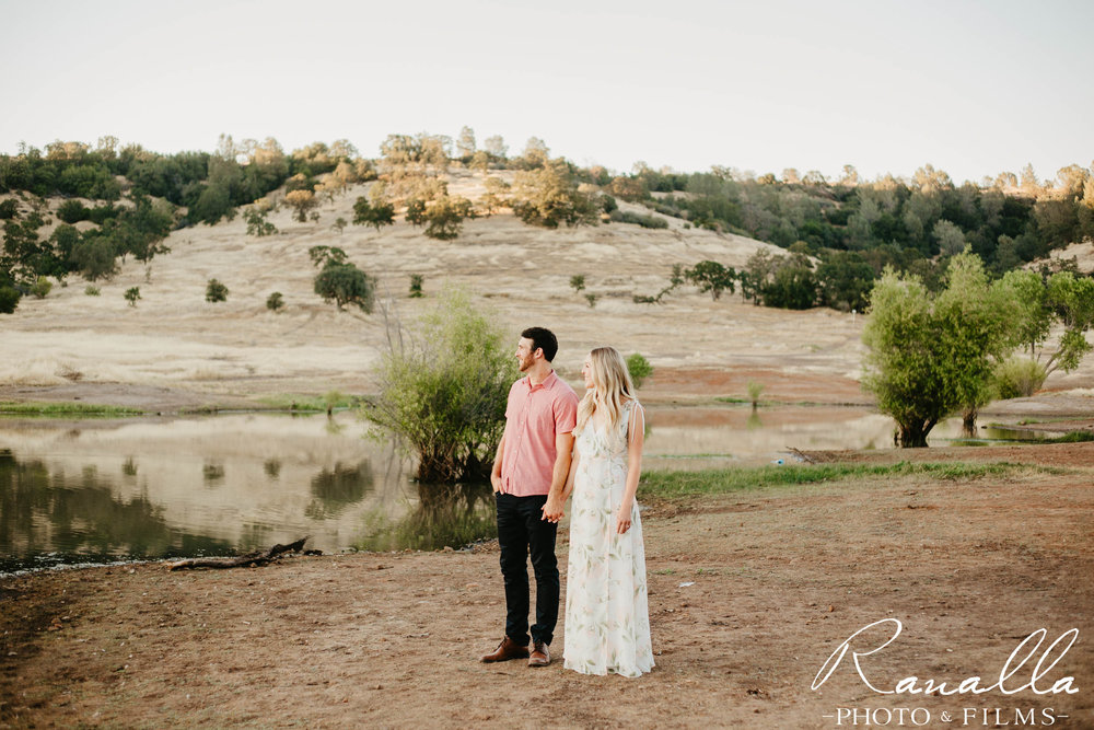 Chico Upper Bidwell Park-Horseshoe Lake-Chico Engagement Photographer