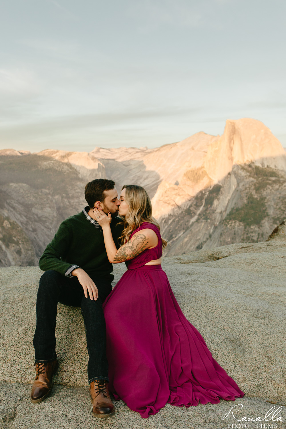 Yosemite Engagement Session-Glacier Point Engaegment Photos-Ranalla Photo & Films-19.jpg