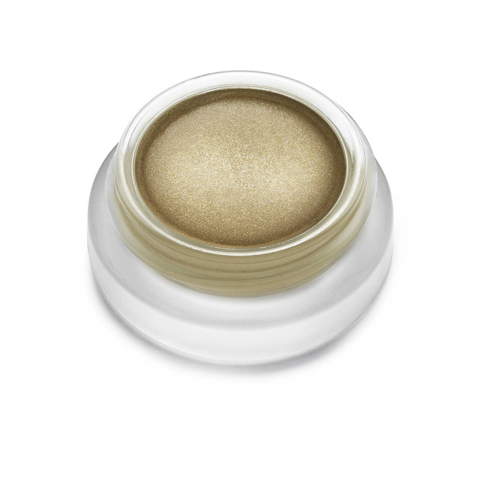 Solar: A warm, golden bronze shade that can be used as a highlighter when blended subtly over the skin or lips.