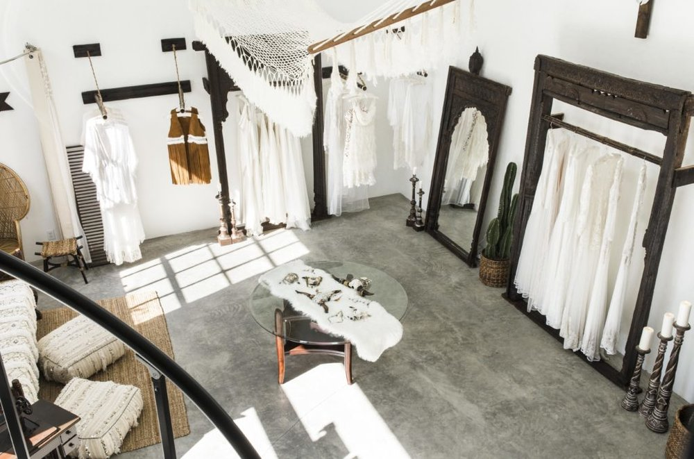 Island Tribe Bridal Shop
