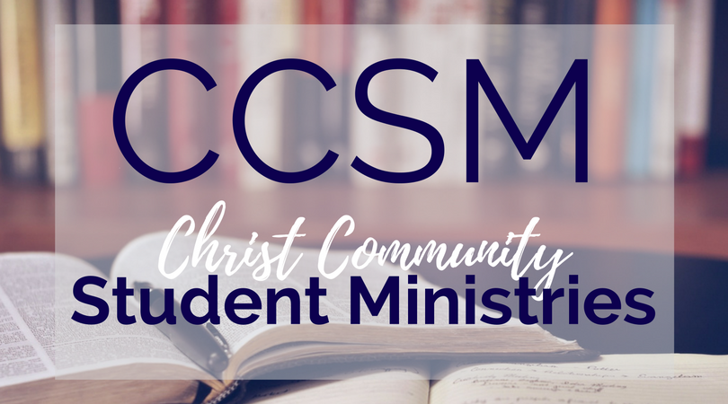 Christ Community Student Ministries, Sterling Heights, Michigan