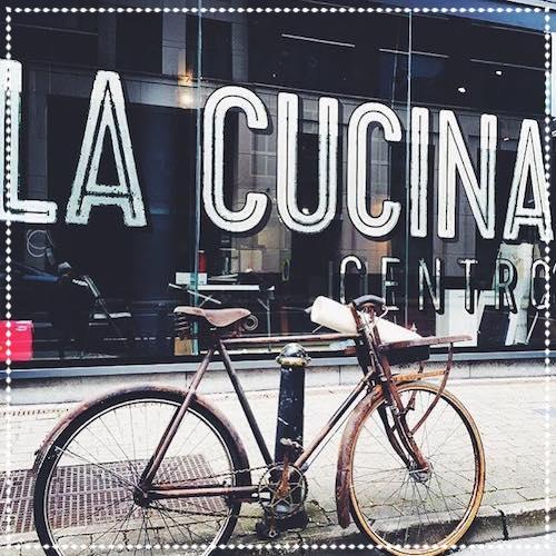 La Cucina Centro - 17th December 2016