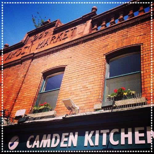 Camden Kitchen - 30th April 2016