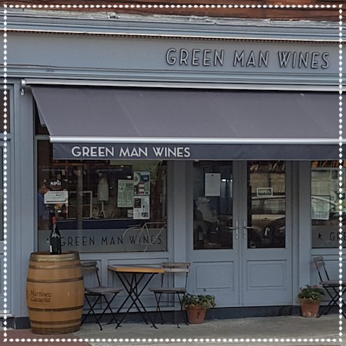 Green Man Wines and Wine Bar - Terenure Road North