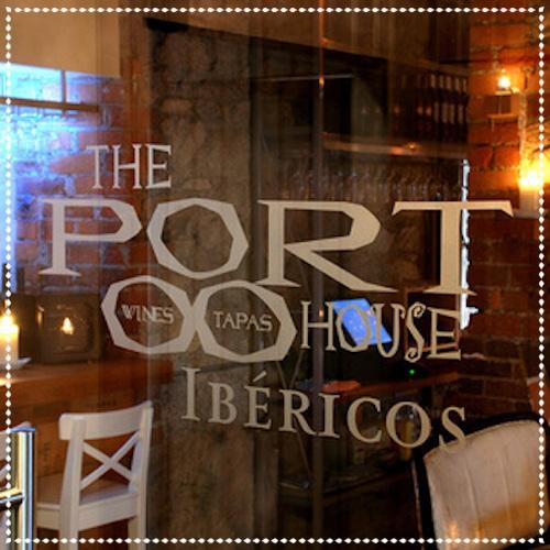 The Port House Ibericos - Pembroke Cottages