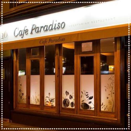 Café Paradiso - Cork City
