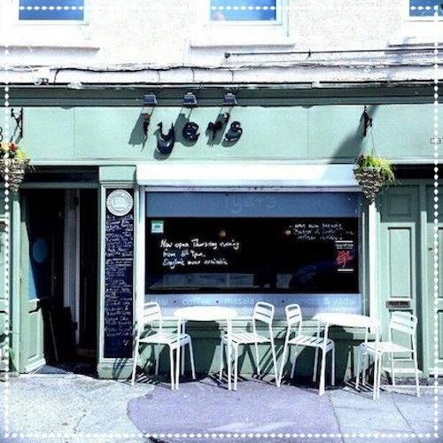 Iyer's Café - Cork City