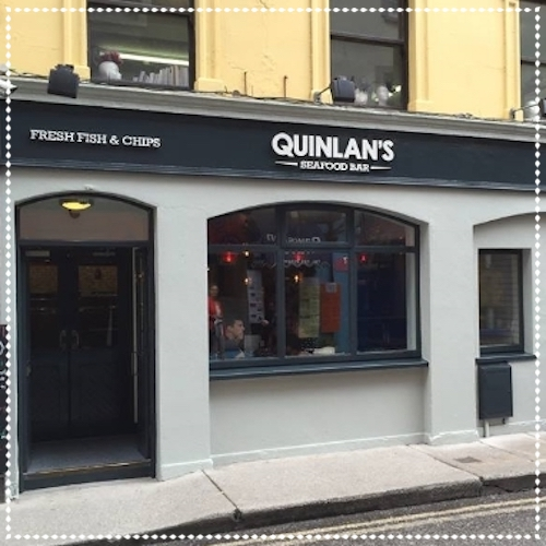 Quinlan's Seafood Bar - Cork City