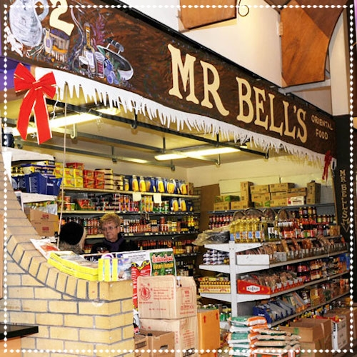 Mr. Bell's - The English Market