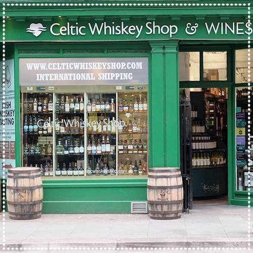 Celtic Whiskey Shop - Dublin 2